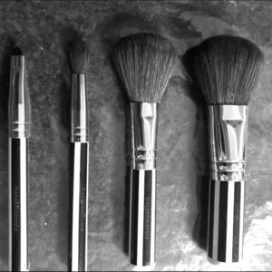 Set of 4 Gently Used BareMinerals Brushes